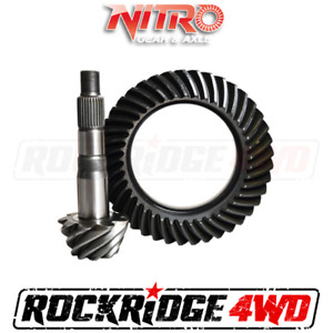 Nitro Ring Pinion For Toyota 8 Reverse Landcruiser Fj80 Fzj80 5 29 Ratio