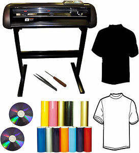24 1000g T shirt Heat Press Transfer Vinyl Cutter Plotter sign decal pu Vinyl