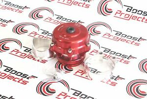 Tial Authentic New Version Q Blow Off Valve 50mm Bov 10 Psi Red Color Al Flange