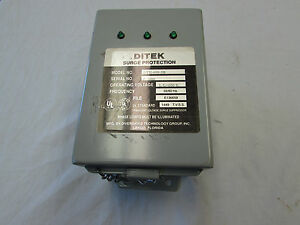 Ditek Dtk 600 3d Surge Protection