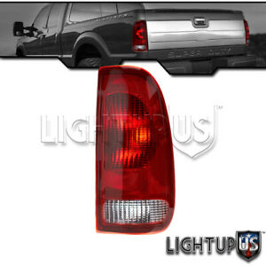 Right Passenger Rh Brake Tail Light For 1997 2007 Ford F350 F450 F550 F150 F250