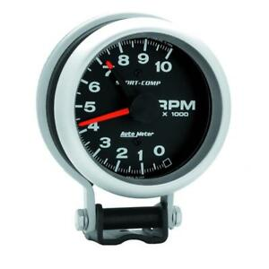 Auto Meter Tachometer Gauge 3700 Sport comp 0 To 10000 Rpm 3 3 4 Electrical