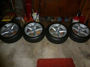 Bmw Z4 17 Wheels And Tires