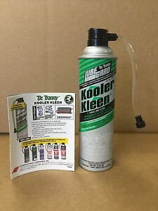 Free Priority Ship Dr Tranny Kooler Kleen Transmission Flush Degreaser Treatment