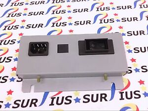 Ussp Power Switch Assembly Unit To An Opex 51 Rapid Extraction Desk Envelopener