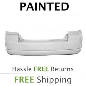 New 2007 2008 2009 2010 2011 2012 Dodge Caliber Rear Bumper Cover Painted