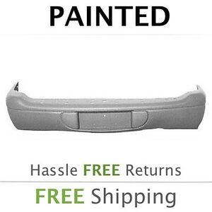 New 1998 1999 2000 2001 2002 2003 Dodge Durango Rear Bumper Cover Painted