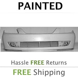 New Fits 2001 2002 2003 Mazda Protege Front Bumper Cover Painted Ma1000180