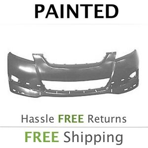 New Fits 2009 2010 2011 Toyota Matrix W Splr Hole Front Bumper Cover Painted