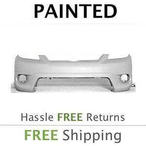 New Fits 2005 2006 2007 2008 Toyota Matrix Xr Xrs Front Bumper Cover Painted