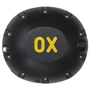 Ox Usa Chrysler 8 25 Heavy Duty Differential Cover Cast Iron Reflective 4x4 New