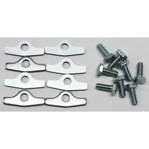 Reproduction Valve Cover Bolt Retainer Set For Small Block Chevy