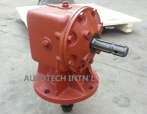 1 Pallet 32 Units 75hp Rotary Cutter Oem Gear Boxes 01 114 1 146 Gear Ratio