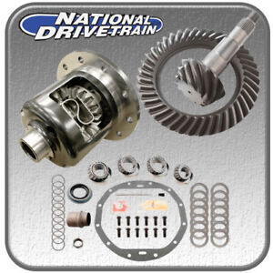 Ring And Pinion Bearing Install Kit New Posi Gm 12 Bolt Car 4 56 Ratio