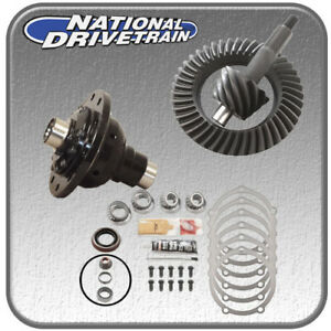Ring And Pinion Bearing Install Kit New Posi Fits Ford 8 4 11 Ratio