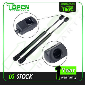 2 Front Hood Lift Supports For Chrysler 300 2005 10 Dodge Challenger 2008 12