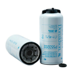 P553202 Donaldson Fuel Filter W S Spin On Twist Drain Racor S3202 Fs