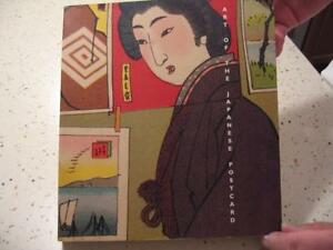 2004 Book Art Of The Japanese Postcard The Leonard A Lauder Collection