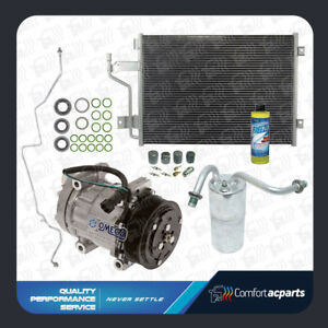 New Ac A c Compressor Kit Fits 1998 2002 Dodge Ram 2500 3500 5 9l Cummins