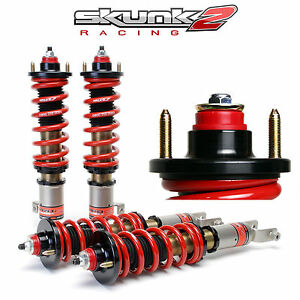 Skunk2 Coilovers Honda Civic Dx Ex Lx Si 2006 2011 Pro s Ii Adjustable