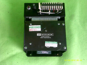 Minarik Sl61 Sl 61 Variable Speed Shunt Motor Controller 1 4 Hp