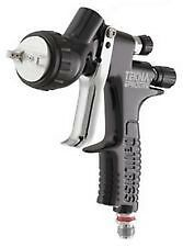Prolite Base Clear Gravity Feed Spray Gun With Aluminum Cup W Free Color Light