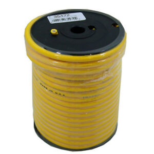 Taylor Spooled Spark Plug Wire 35472 100 Feet 8mm Spiral Core Yellow