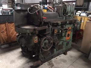 Heald 25a Rotary Surface Grinder 20 Magnetic Chuck
