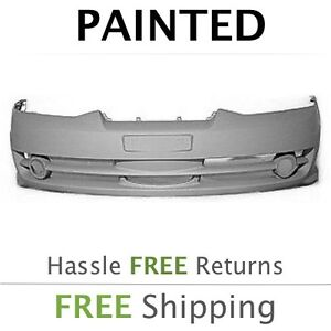 New Fits 2003 2004 Hyundai Tiburon Front Bumper Cover Painted