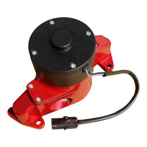 Proform Water Pump 68220r 35 Gpm Red Powdercoat Aluminum Electric For Ford Sbf