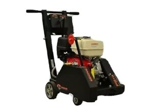 Packer Brothers 18 Walk behind Concrete Saw 13hp Honda Pb18 Extreme Made In Usa