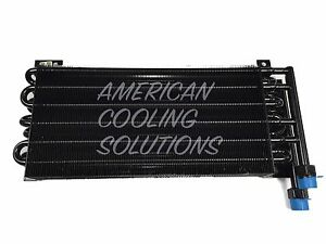 Oil Cooler Am101957 For John Deere Tractors 755 855 955