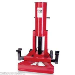 10 Ton Air End Jack Vehicle Lift For Heavy Duty Trucks Buses Ag Farm Equipment