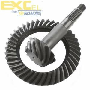 Excel Differential Ring And Pinion Gm82c373 3 73 Gm 8 2 10 bolt For Chevy