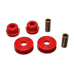 Energy Suspension Shock strut Mount Bushing 4 7114r Red For 83 04 Ford Mustang