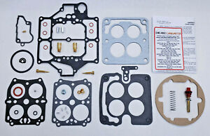 1956 Carb Kit Carter Wcfb Cadillac Dual Quad Wcfb S 2371s 2372s