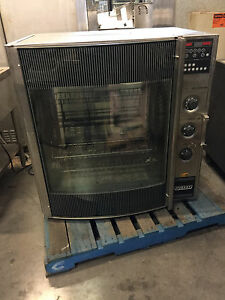 Hobart Hr7 Electric Rotisserie Oven