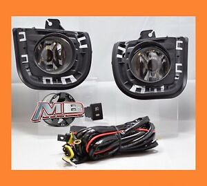 Mba Premier 14 15 Scion Tc Clear Front Bumper Driving Fog Lights Bulbs Switch