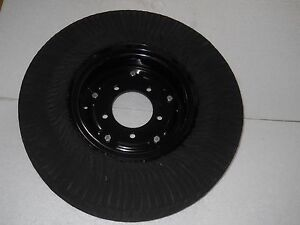 Bush Hog King Kutter Land Pride Wood John Deere Tail Wheel 15
