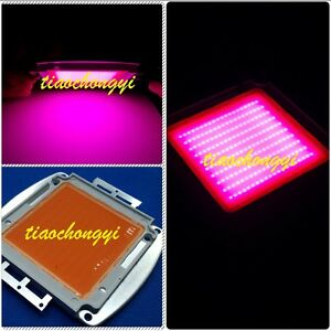 150w 380nm 840nm Full Spectrum High Power Led Chip Grow Light For Hydroponics