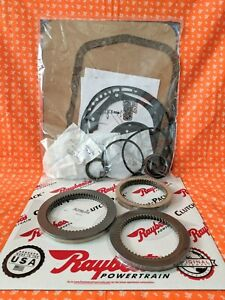Dodge 46re 47re Transmission Rebuild Kit W Friction Plates 1990 1997