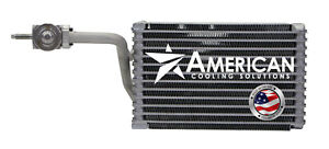 Rear Evaporator 68164489aa For Mopar Dodge Chrysler Minivan 2012 2013 2014