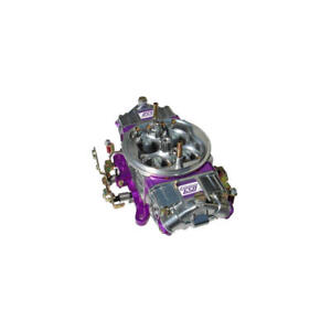 Proform Carburetor 67199 Race Series 650 Cfm 4bbl Mechanical Polished Purple