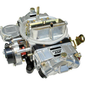 Proform Carburetor 67207 Street Series 650 Cfm 4bbl Vacuum Polished Black