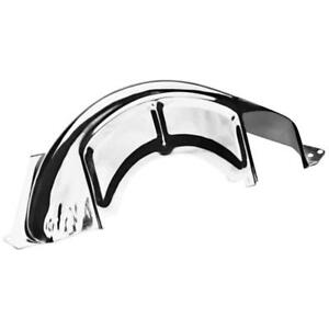 Proform Torque Converter Dust Cover 66621 Chrome For Chevy Th 350 Th 400