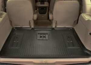 Husky Liners Classic Style Floor Mats Cargo 20161 For Jeep Compass Patriot Black
