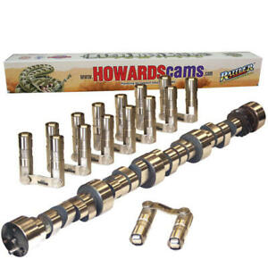 Howards Camshaft Lifter Kit Cl128025 09 Rattler Hydraulic Roller For Bbc