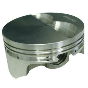 Howards Piston Set 860310305 Pro Max 4 030 5cc Flat Top For Ford 347 Stroker