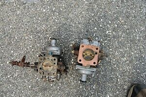 Jaguar Xke E Type Series 2 Stromberg Carburetors