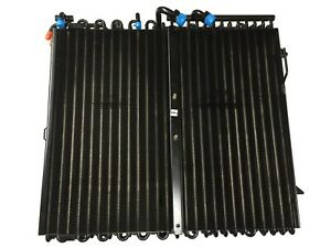 Condenser Fuel Oil Cooler John Deere Re201742 7000 Series Tractor